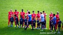US Raon L'Etape - Grenoble Foot 38 #CFA J28 2016-2017