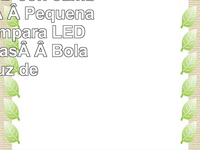 Lámpara LED con cambio de colorPequeña bola de lámpara LED incluye pilasBola de luz