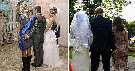 10 najluđih slika sa vjenčanja