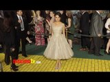 "Mila Kunis, James Franco, Rachel Weisz ""Oz The Great and Powerful"" Premiere"