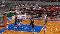 福島南vs東山(Q2)高校バスケ 2016 インターハイ準決勝