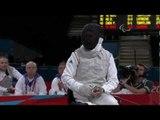 Wheelchair Fencing - CHN vs FRA - Men's Team Foil Gold Medal Match - London 2012 Paralympic Games