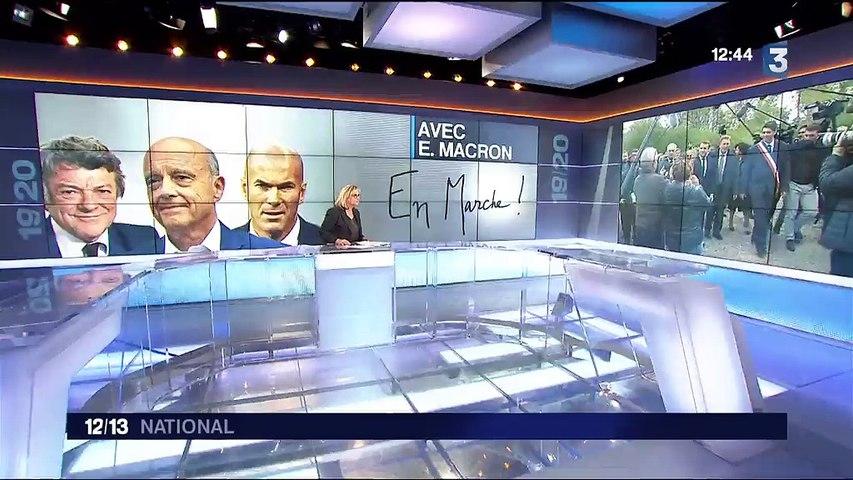 Emmanuel Macron : les soutiens se multiplient