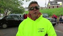VIDEO (41) Le Bouchon de Blois : 500 véhicules d'époque dans la ville