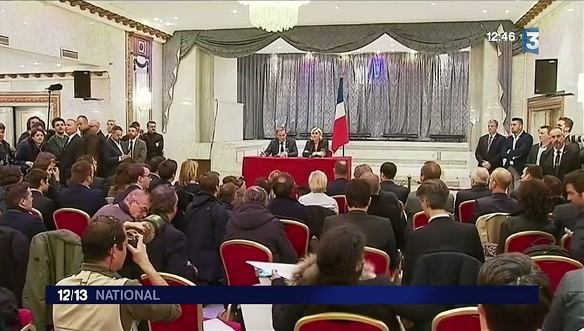 Sortie de l'euro : quelle est la réelle position de Marine Le Pen ?