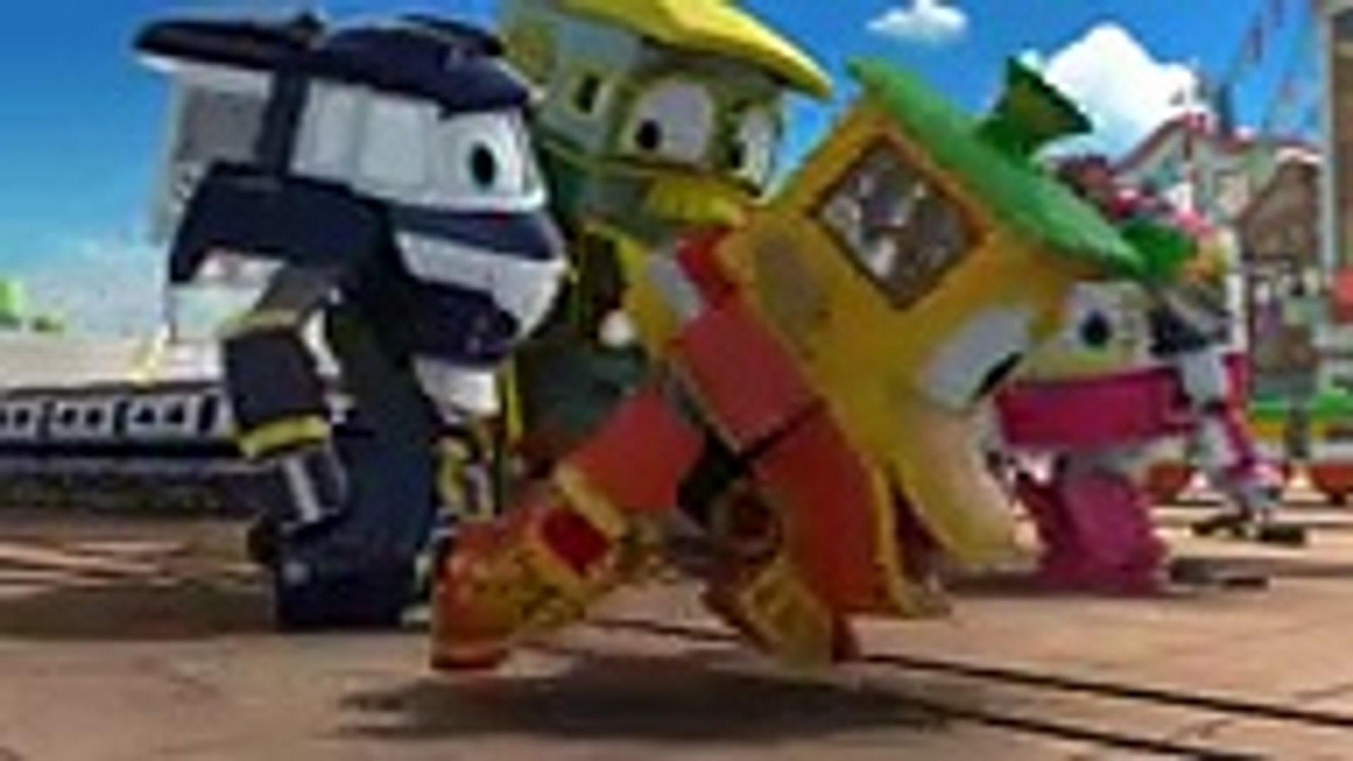 Harika Kanatlar In Kardesleri Robot Trenler Cizgi Film Izle 2017