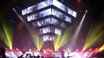 Muse - Hyper Music - Mexico City Palacio de los Deportes - 10/19/2013