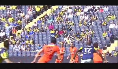 All Goals & Highlights HD - Fenerbahce 2-1 Rizespor - 30.04.2017