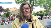 Hautes-Alpes : vif succès au premier vide grenier de l'année à Monêtier-Allemont