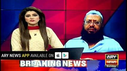 Mufti Naeem advises Kamal to make coalition with Farooq Sattar