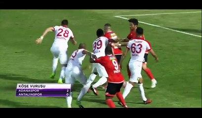 Samuel Eto'o Goal HD - Adanaspor AS 0-3 Antalyaspor - 30.04.2017
