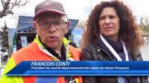 Alpes-de-Haute-Provence : le tour cycliste de la région PACA Juniors en étape à La Motte-du-Caire