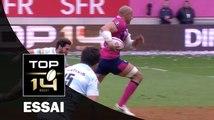 TOP 14 ‐ Essai Sergio PARISSE (PAR) – Paris - Racing 92 – J25 – Saison 2016/2017