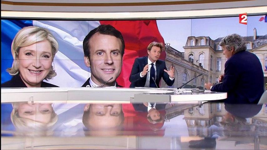 """Jean-Louis Borloo : """"On ne va pas se réveiller avec le Front national !"""""""