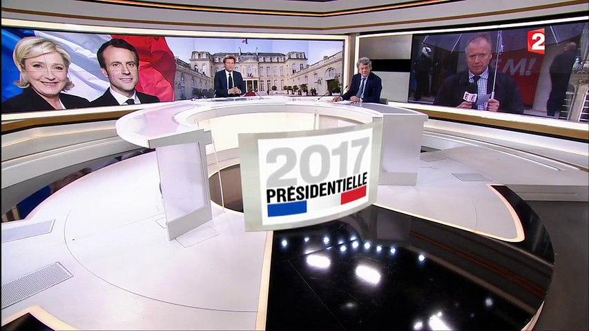Emmanuel Macron : deux commémorations pour la journée nationale de la déportation