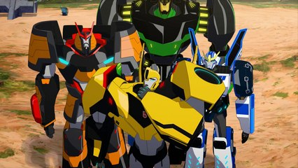 Transformers: Robots in Disguise: Season 2.5: Episode 4: Mighty Big Trouble (HD)
