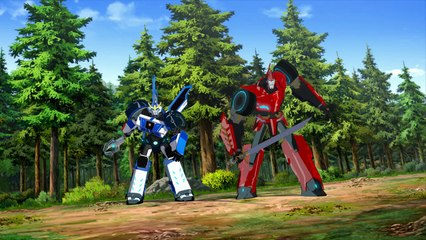 Transformers: Robots in Disguise: Season 2.5: Episode 5: Mini-Con.Madness (HD)