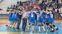Τουρνουά ανόδου στη Volley League 2016-2017