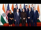 PM Modi dines with Fortune 500 CEOs in New York