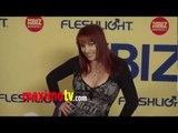 Kylie Ireland  2013 XBIZ Awards Red Carpet Arrivals