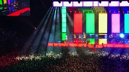 Bruno Mars 24K Magic World Tour - Montpellier [France]