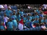 Wheelchair Tennis - FRA versus NED - Men's Singles Semi-finals - London 2012 Paralympic Games