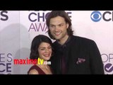 Jared Padalecki People's Choice Awards 2013 Red Carpet Arrivals
