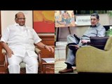 N Srinivasan meets Sharad Pawar ahead of BCCI met