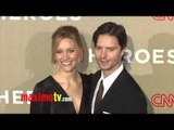 KaDee Strickland and Jason Behr CNN Heroes: An All-Star Tribute 2012 Red Carpet Arrivals