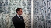 A holokausztra emlékeztek a francia elnökjelöltek