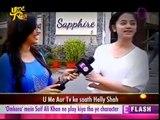 Day out with Helly Shah - Ghar se lekar Set tak ka Safar : Devanshi