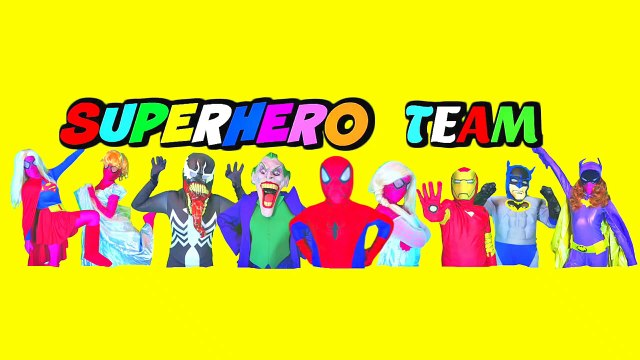 Top 5 Most Watched Joker Girl Popular Videos! - Spiderman vs Joker - Frozen Elsa, Batman, Venom-Xoec