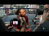 Deontay Wilder On Khan vs Pacquiao Says Garcia-Thurman Is FOTY EsNews Boxing