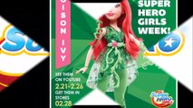 DC SUPER HERO GIRLS - Poison Ivy DC Comics Action Figure Doll Review-3Ci2