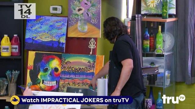 Impractical Jokers - Crushing Kids' Dreams | truTV
