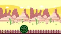 Hulk Train Vs Disney Dinoco Train - Thomas Trains For Kids - Children Video-ESvWROIq