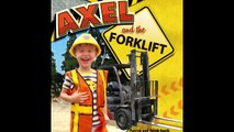 Axel and The Forklift - Axel Trucks-TWm