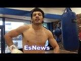 Julio Cesar Chavez Working With Chavez Jr For Canelo Alvarez Fight EsNews Boxing