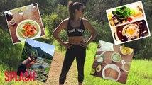 Lea Michele ne mange pas de fast food