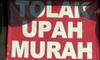 1.000 Buruh FSPMI Bertolak Ke Jakarta
