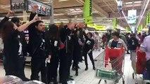 """""""269Life Libération Animale"""" à Auchan Villars"""
