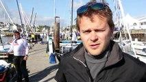 Résumé de la première journée du Grand Prix Guyader, c'est parti pour une semaine multisupport