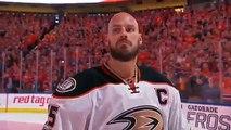 Hockey sur glace - Les fans canadiens chantent l'hymne américain après un problème de micro