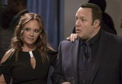 Kevin James and Leah Remini Reunited on Kevin Can Wait