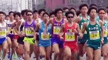 【頑張れ中大】立川ハーフ(日本学生ハーフ)マラソン 約6Km地点 2016.3.6