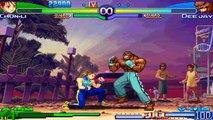 Street Fighter Alpha 3 Max [PSP] Chun-Li  (720p)