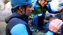 Canyoning en Lozère dans le Haut Chassezac - Canyoning Ardèche