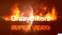 Super Video about the Adventures of Bikers on the Roads from Crazy Bikers