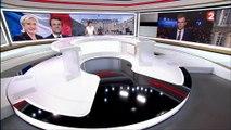 """Présidentielles : Marine Le Pen charge Emmanuel Macron, """"le visage de la finance"""", à Villepinte"""