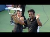 Leander Paes-Martina Hingis Win US Open title, creates history